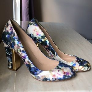 J.Crew Collection Blakely Printed Pumps